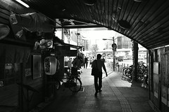 有楽町 (Architecamera) Tags: blackwhite blackandwhite monochrome street people snap tokyo
