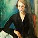 Sister Lucilia Portrait (1927) - Sarah Affonso (1899-1983)