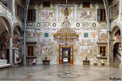 Villa Petraia Affreschi (danilocolombo69) Tags: villapetraia firenze patrimonioumanità affreschi lampadario ametiste danilocolombo danilocolombo69 nikonclubit tuscany