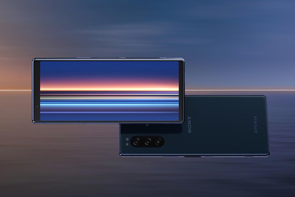 圖說一、Sony-Mobile以更貼近消費者的品牌理念,甫於IFA推出全新旗艦機Xperia-5,今(19)日正式在台上市發表!