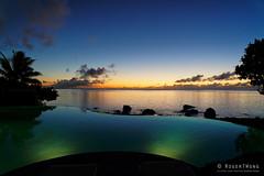 20190911-69-Sunset from Pacific Resort Aitutaki (Roger T Wong) Tags: 2019 aitutaki cookislands pacific pacificisland pacificresort rogertwong sel24105g sony24105 sonya7iii sonyalpha7iii sonyfe24105mmf4goss sonyilce7m3 holiday isalnd lagoon pool resort travel