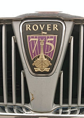 2004 Rover 75 Tourer 1.8T Sedan (crusaderstgeorge) Tags: crusaderstgeorge cars classiccars 2004rover75tourer18tsedan 2004 rover 75 tourer 18t sedan englishcars gävle gävleborg sweden sverige parked