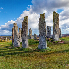 Callanish Standing Stones (ian_woodhead1) Tags: callanish standing stones isle lewis outer hebrides scotland structure neolithic