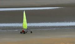 ça souffle, çà roule ! (Nicopope) Tags: nikon mer plage d500 300mm char voile vent beach sea wind