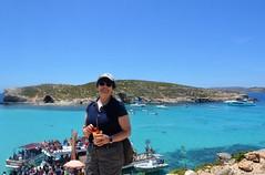 Malta - Navegación - Isla de Comino (eduiturri) Tags: malta navegación acantilados