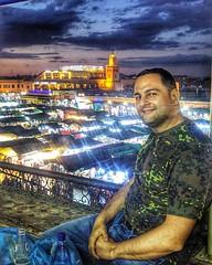 #marrakech #marocco #morocco #placejemaaelfna #piazza #jemaaelfna #landscape #panorama #travelblogger #diarioviaggi http://bit.ly/2fF7ZSZ (Diario Viaggi) Tags: instagram travel diary diario viaggi diarioviaggi tour vacanze