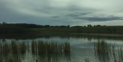 Autumn Prairie Moments (Mr. Happy Face - Peace :)) Tags: settler alberta canada ponds sky sun clouds autumn fall cloudy art2019