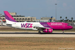 Wizz Air Airbus A320-232 'HA-LPR' LMML - 06.09.2019 (Chris_Camille) Tags: spottinglog registration planespotting spotting maltairport airplane aircraft plane sky fly takeoff airport lmml mla aviationgeek avgeek aviation canon5d 5dmk4 70200mm28 canonef canon livery myphoto myphotography halpr w6 w6wzz wizzair wizz