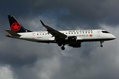 C-FRQM (Air Canada EXPRESS - Sky Regional) (Steelhead 2010) Tags: aircanada aircanadaexpress yyz creg cfrqm skyregional embraer emb175