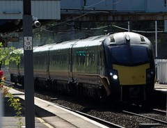 180104. (wagn1) Tags: britishrailclass180 class180 dieselmultipleunit dmu adelante alstomcoradia coradia1000 grandcentral grandcentralrailwaycompanyltd eastcoastmainline fgw firstgreatwestern firstgroup trains oakleighpark london