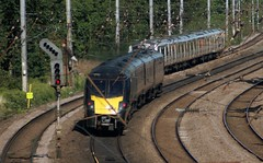 180103. (wagn1) Tags: britishrailclass180 class180 dieselmultipleunit dmu adelante alstomcoradia coradia1000 grandcentral grandcentralrailwaycompanyltd eastcoastmainline fgw firstgreatwestern firstgroup trains oakleighpark london