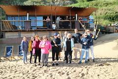 The team! (Tyne Rivers Trust) Tags: volunteering beachclean beach plastic pollution