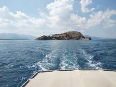 Akhtamar Island, Lake Van (Alexanyan) Tags: akhtamar island lake van turkey akdamar վանա լիճ վան աղթամար կղզի boat blue ахтамар ван