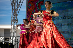 _MG_9592 (Mikhail Lukyanov) Tags: concert show dance dancer woman beautiful ethnic folk colorful red