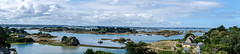Cotes d'Armor (thepeterleigh) Tags: panorama france seascape sea seaside landscape sky countryside outside fujifilm fuji xt2 ocean rock coast shore