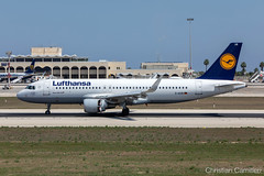 Lufthansa Airbus A320-214(WL) 'D-AIUB' LMML - 06.09.2019 (Chris_Camille) Tags: lh lhdlh dlh lufthansa a320 a320214 a320family spottinglog registration planespotting spotting maltairport airplane aircraft plane sky fly takeoff airport lmml mla aviationgeek avgeek aviation canon5d 5dmk4 70200mm28 canonef canon livery myphoto myphotography