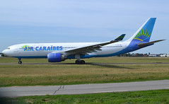 F-OFDF, Airbus A330-223, c/n 253, TX-FWI-French West-Air Caraïbes, ORY/LFPO 2019-08-21, taxiway W47. (alaindurandpatrick) Tags: fofdf cn253 a330223 airbusa330223 a330 a330200 a332 airbus airbusa330 airbusa330200 jetliners airliners tx fwi frenchwest aircaraïbes airlines ory lfpo parisorly airports aviationphotography