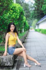 IMG_1753L (攝影玩家-明晏) Tags: 人 人像 戶外 outdoor 美女 張芳瑜 辣妹 model 外拍 portrait pretty