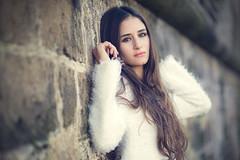 ZARA (aminefassi) Tags: canon woman beauty portrait people street aminefassi fashion mode 5d markiii 85mm
