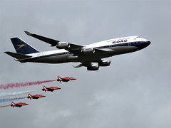 G-BYGC (yonatan spotting) Tags: gbygc britishairways boeing b747 b747400 riat2019 riat