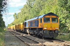66753 Water Orton (anson52) Tags: 66 667 gbrf