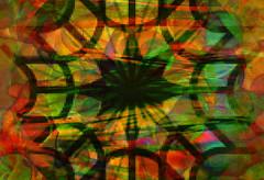 Dance to the Music (soniaadammurray - On & Off) Tags: digitalart art myart visualart experimentalart abstractart contemporaryart picmonkey photoshop kaleidoscope patterns shapes colours artchallenge artweekgallerygroup ~~~kaleidoscopemirrorart~~~ line