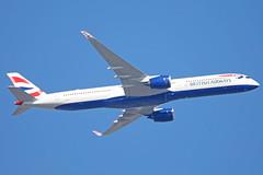 G-XWBA - BA107 - (19-09-19) (Fred Ellis -) Tags: ba107 gxwba egll lhr british airways airbus flying canon union jack a35k a3501000