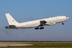 Boeing 707-3J6C(KC) Re'em 274 (MichaelHind) Tags: boeing 7073j6ckc reem 274 israeli air force zroa haavir vehahalal 120 sqn desert giants tel nof ab cobra warrior 2019 raf waddington 190919 rafwaddington cobrawarrior aviation israeliairforce israelidefenceforce idf
