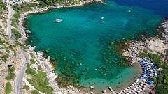 Rhodes 01 (mpetr1960) Tags: rhodes greece sea water beach green europe eu mavic2 mavic