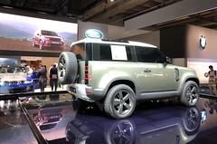 Land Rover Defender    IAA 2019 (JagDavey) Tags: iaa 2019 land rover defender