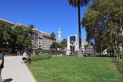 Plaza de Mayo, Buenos Aires, Argentina (Neil M Holden) Tags: plazademayo buenosaires argentina city worldtrekker street canonm50