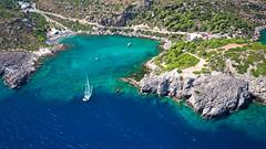 Rhodes 02 (mpetr1960) Tags: rhodes greec europe eu water air stone mavic mavic2 beach boat