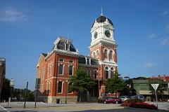 Newton County Courthouse (Todd Evans) Tags: sony alpha a7ii covington georgia ga newtoncountycourthouse courthouse southern south smalltown brick architecture