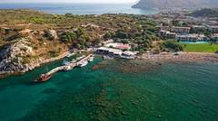 Rhodes 06 (mpetr1960) Tags: rhodes greece green port hotel europe eu sea water mountain ship mavic mavic2