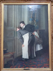 Madame reçoit (bpmm) Tags: lapiscine roubaix rémycogghe art musée peinture