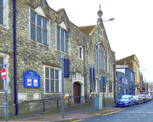 Church of God, (Methodist Church) Eastbourne