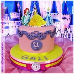 Disney Princesses Birthday Cake (alinepatisserie) Tags: cake cakes cakeart cakeartist cakelove cakestudio cakeboutique edible handmade almond marzipan cakelovers