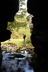 shock and awe (kokoschka's doll) Tags: cave crag gill ireshope darren weardale pennines