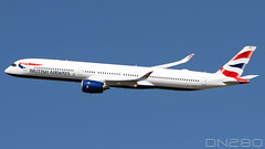 British Airways A350-1041 msn 340 (dn280tls) Tags: british airways a3501041 msn 340 gxwbb a350 a35k