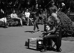 TAROT READINGS (krista ledbetter) Tags: newyorkcity city street nyc manhattan