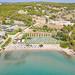 Privatstrand vom Resort AKS Hinitsa Bay in Porto Heli, Griechenland