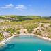 Hinitsa Beach in Porto Heli, Greece