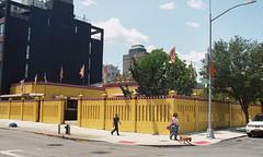 Gold and Front Streets (neilsonabeel) Tags: nikonfm2 nikon nikkor film analogue vinegarhill brooklyn newyorkcity