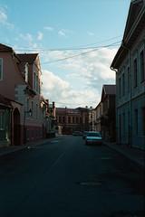 Burtnieku street (Andž) Tags: filmphotography kodak ektar100 ektar minolta x700 film filmisnotdead ishootfilm analog analogphotography mdrokkor rokkor street streetphotography