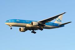 CYVR - KLM B777-200 PH-BQO (CKwok Photography) Tags: yvr cyvr klm b777 phbqo
