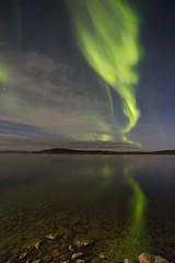 aurora 15.9.2019 (Hotel Korpikartano) Tags: auroraborealis northernlights revontulet hotelkorpikartano menesjarvi inarilapland laplandfinland irix15mm canon6d