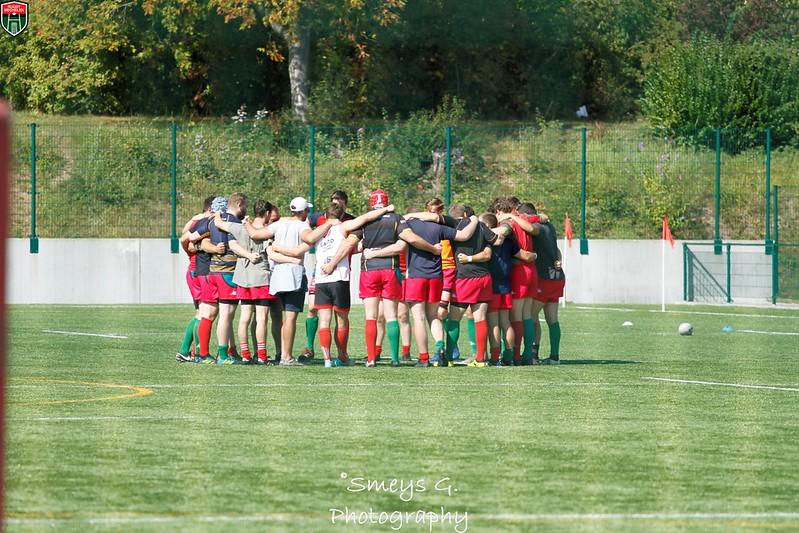 Senioren D2 Frameries vs Rugby Mechelen