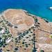 Ruins on Spetses island, Greece