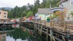Ketchikan, Alaska, AK, USA - 0269 (rivai56) Tags: ketchikan alaska ak usa 0269 réflexion dans leau reflection water flickrtravelaward