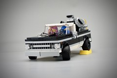 Benny's SpaceTruck... (Pasq67) Tags: france classic chevrolet truck toy toys flickr lego space pickup lenny benny 1970 minifig minifigs minifigure afol 2019 c10 spacetruck minifigures chevroletc10 classicspace chevroletpickup legography pasq67 bennysspacetruck brickpirate